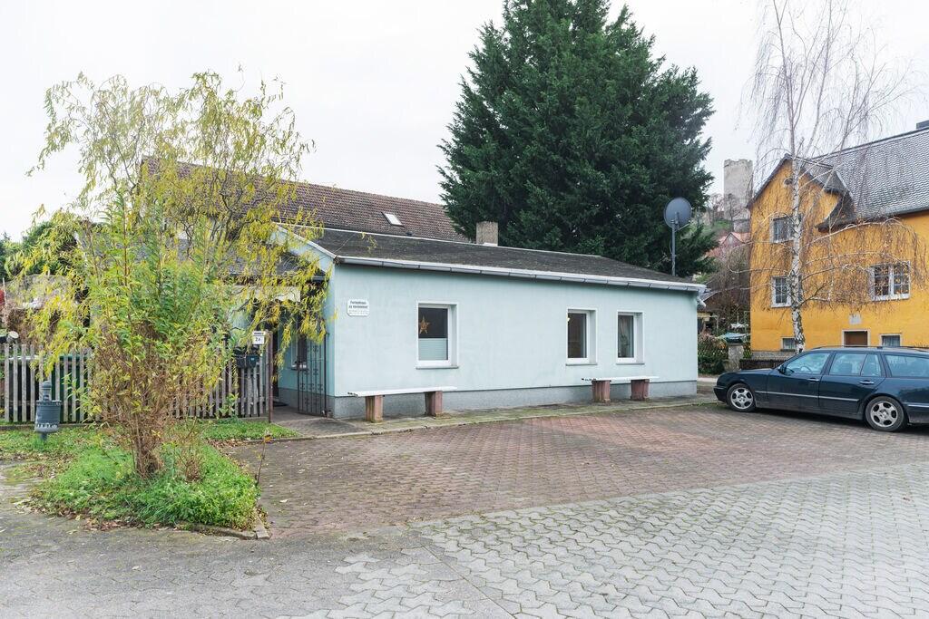 Comfortabel vakantiehuis in Naumburg bij een rivier - Boerderijvakanties.nl