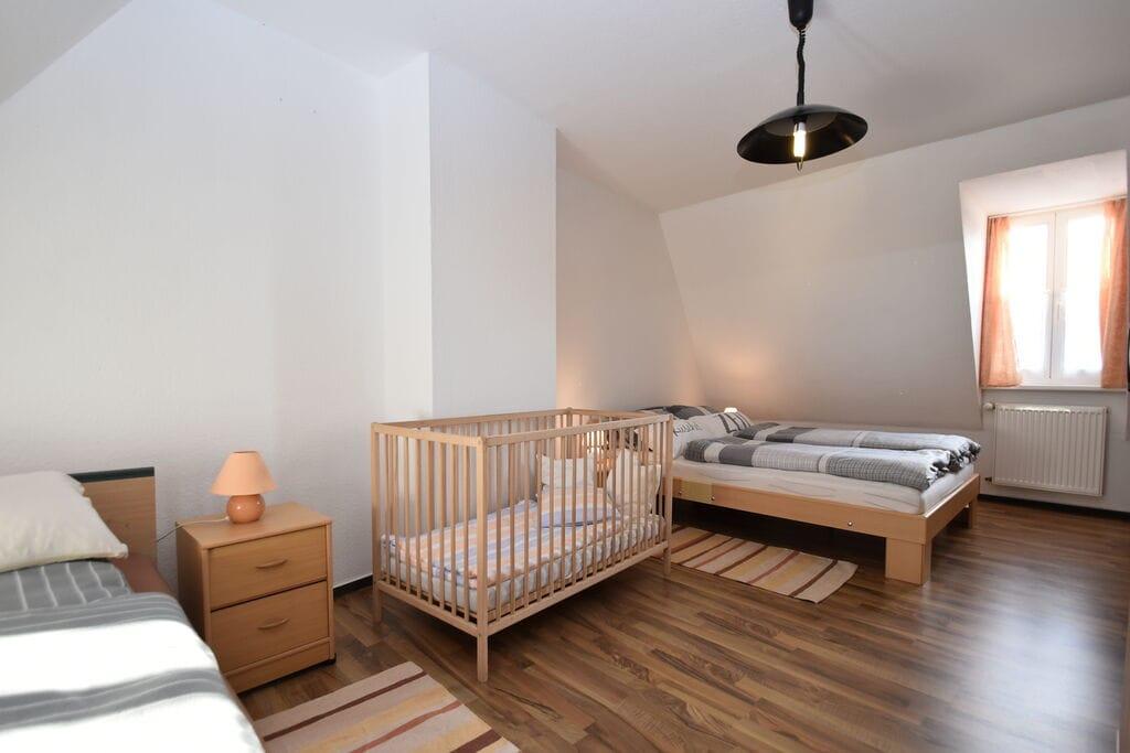 Modern zolderappartement in ontspanningsoord Ballenstedt am Harz - Boerderijvakanties.nl