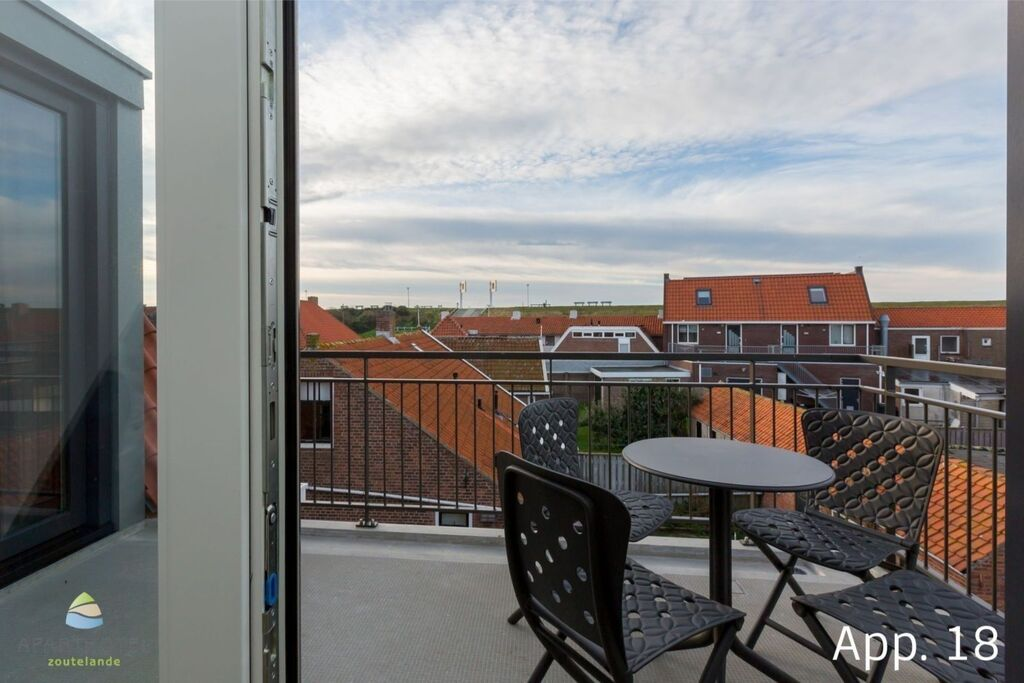 Aparthotel Zoutelande - 6 Pers Luxe Appartement Hu