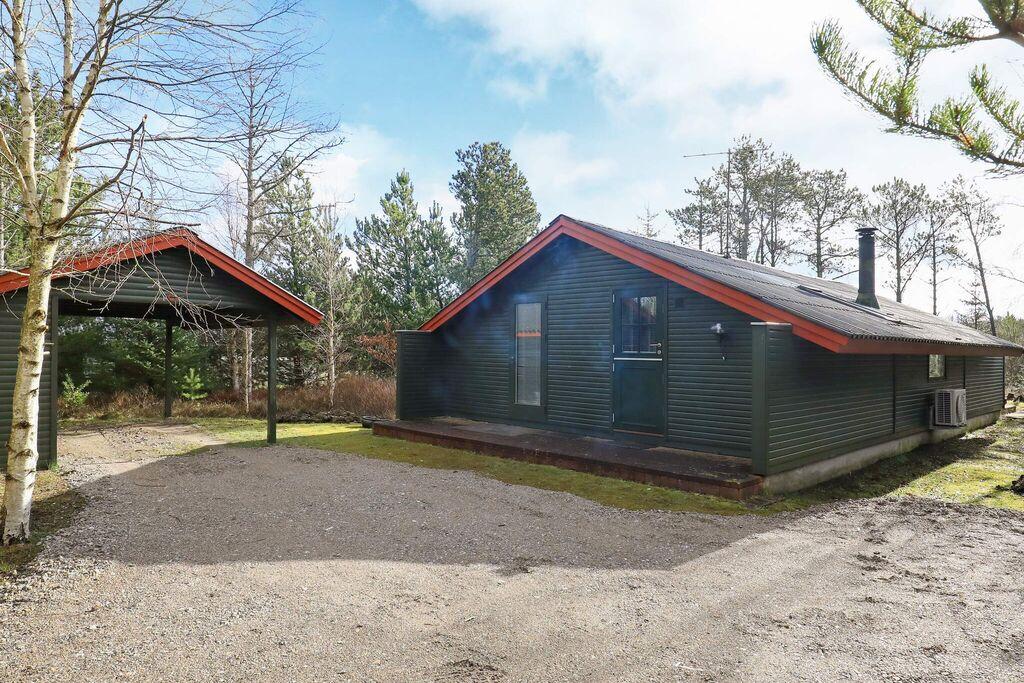 6 persoons vakantie huis in Ålbæk