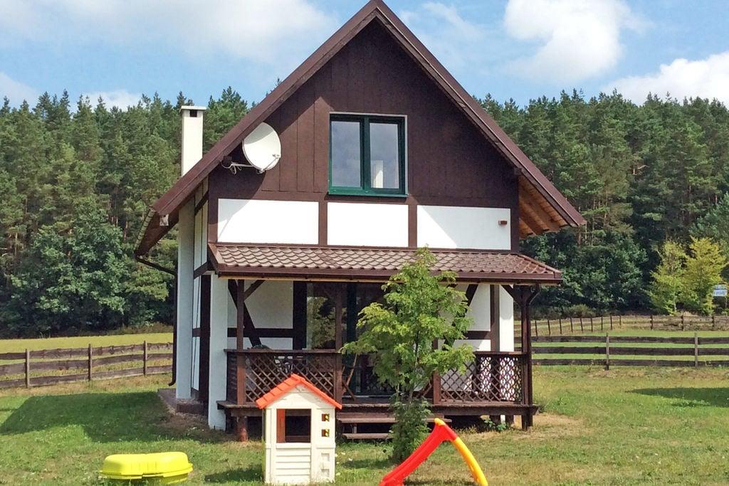 Vakantiewoning gelegen in de buurt van het bos, 300 m van het meer - Boerderijvakanties.nl