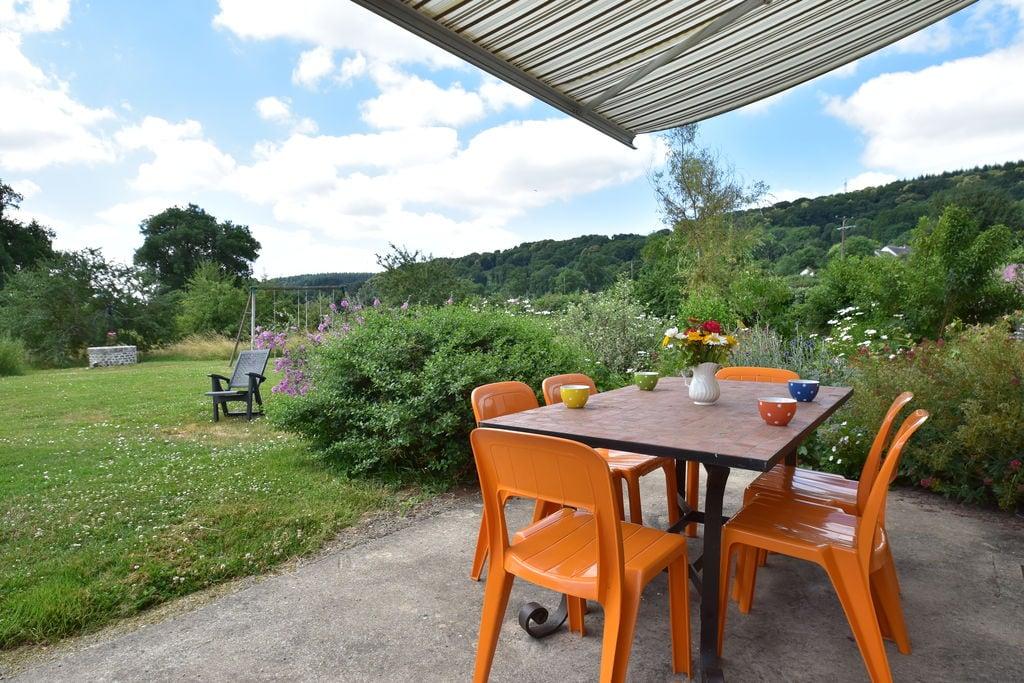 Comfortabel, modern vakantiehuis met fijne tuin en terras - Boerderijvakanties.nl