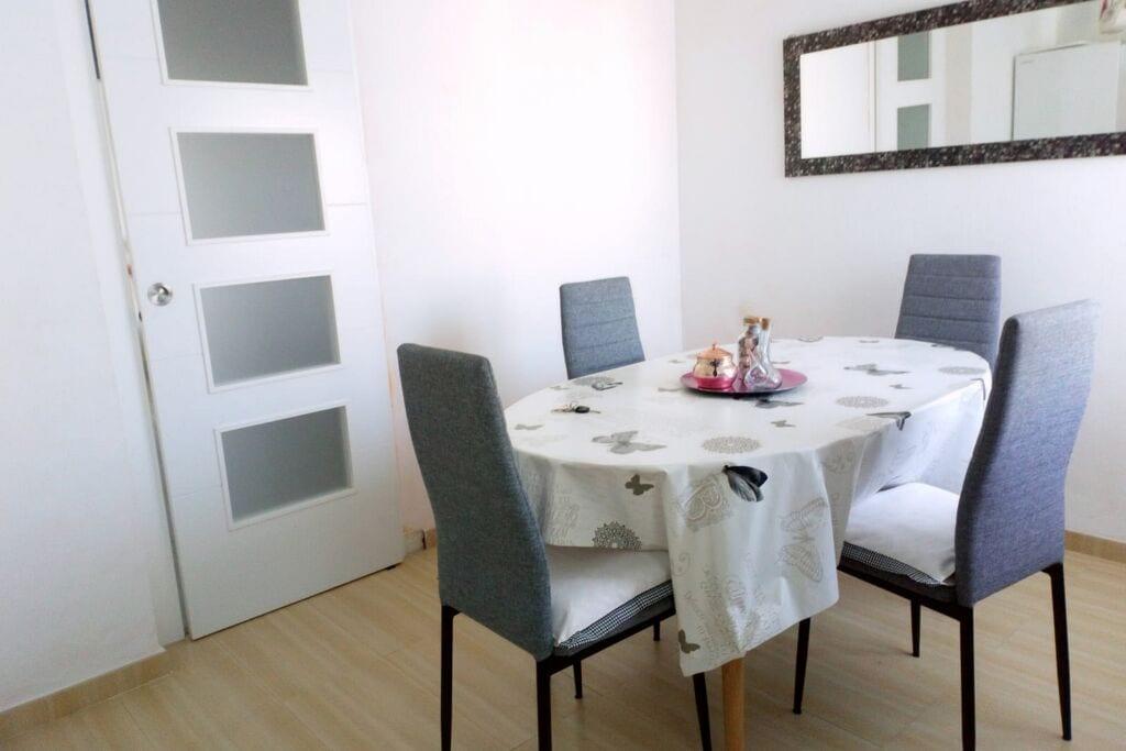 Heerlijk appartement in Calafell met mooi uitzicht - Boerderijvakanties.nl