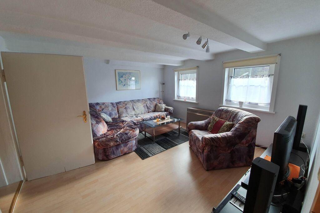 Aangenaam appartement in Bad Lauterberg met mooie omgeving - Boerderijvakanties.nl