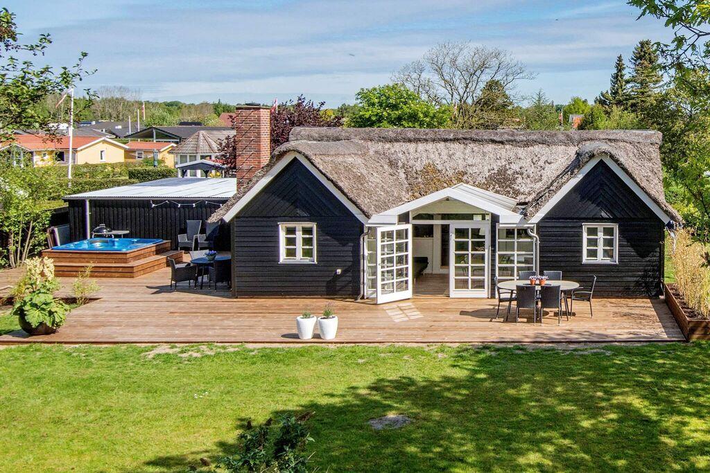 8 persoons vakantie huis in Børkop