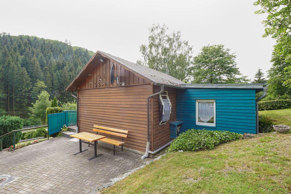 Ruime vakantiewoning in Meschede met sauna - Boerderijvakanties.nl
