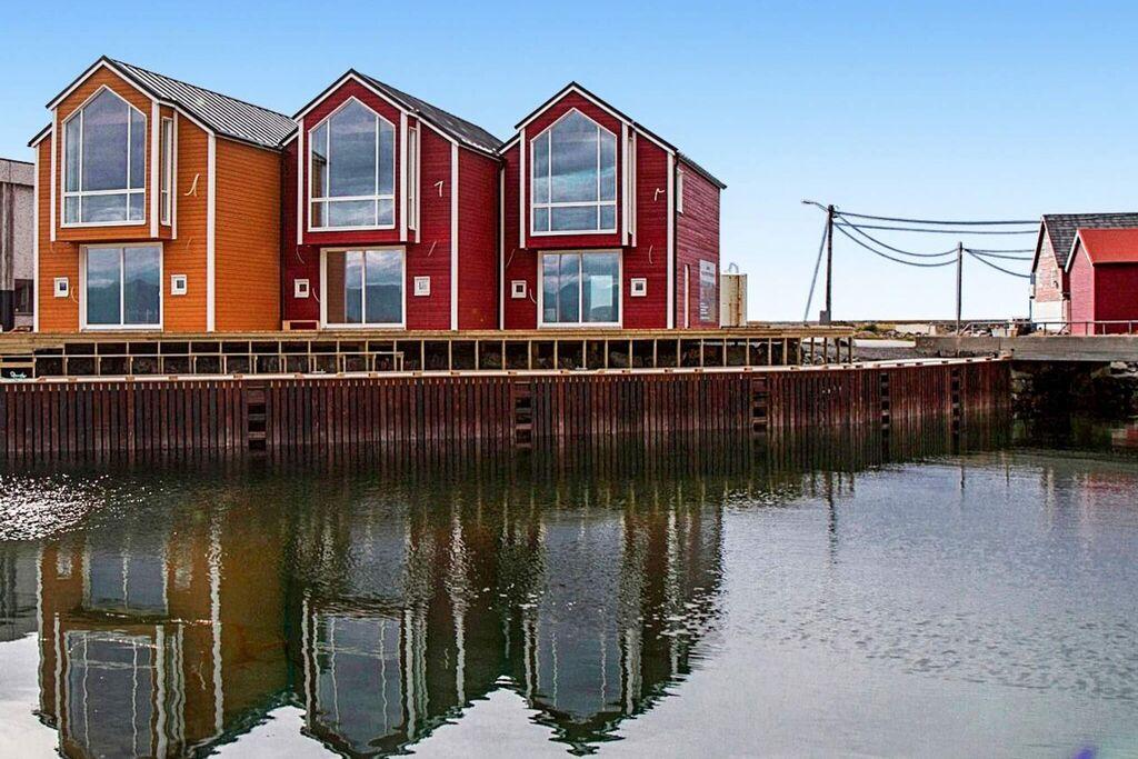 8 persoons vakantie huis in Sandøy