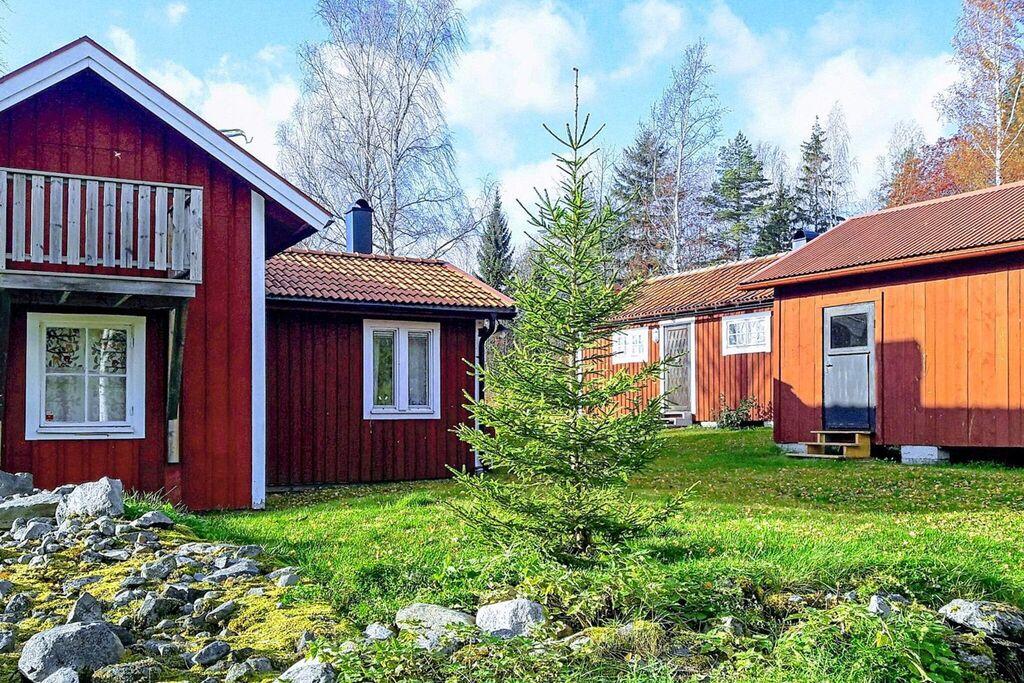 6 persoons vakantie huis in SMEDJEBACKEN