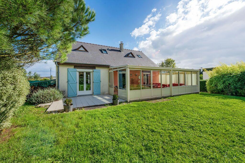 Mooi vakantiehuis in Port en Bessin met een tuin - Boerderijvakanties.nl