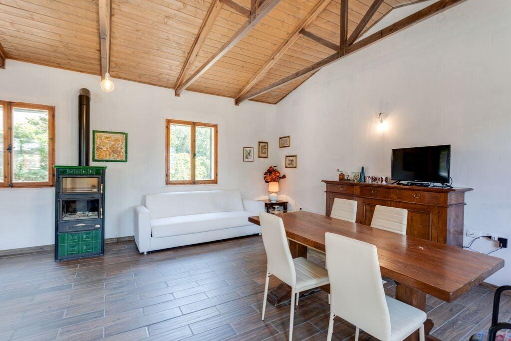 Sfeervol vakantiehuis in Pieve Santo Stefano met een tuin - Boerderijvakanties.nl
