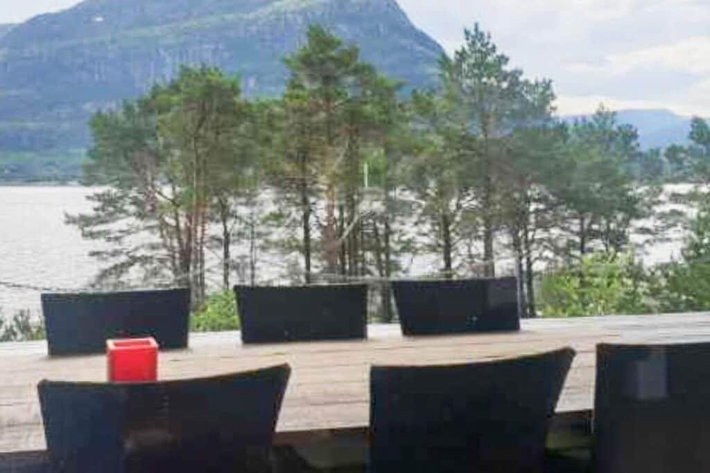 4 sterren vakantie huis in Svelgen