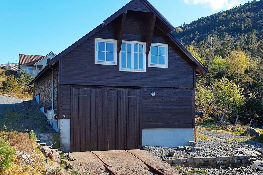 6 persoons vakantie huis in Svelgen