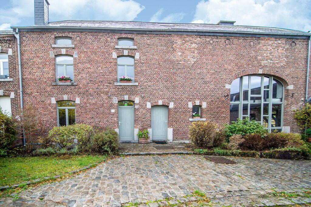 Aangenaam vakantiehuis in Pondrome met een tuin - Boerderijvakanties.nl