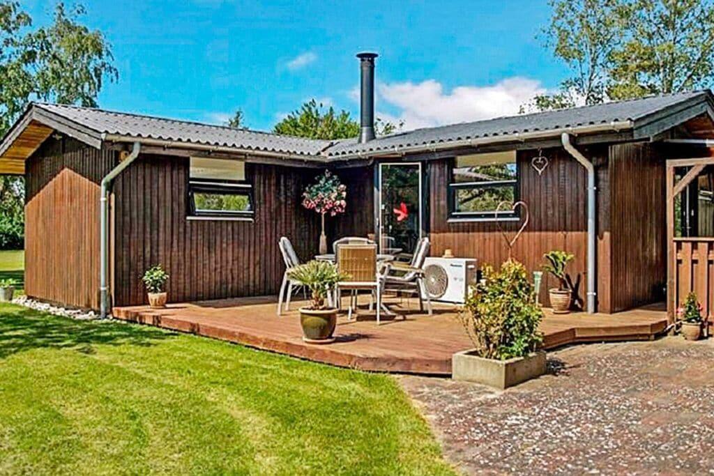 4 persoons vakantie huis in Slagelse
