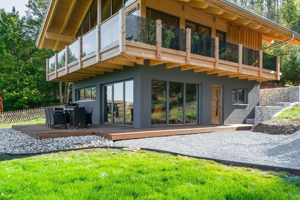 Ruim vakantiehuis in Thale met een overdekt terras - Boerderijvakanties.nl