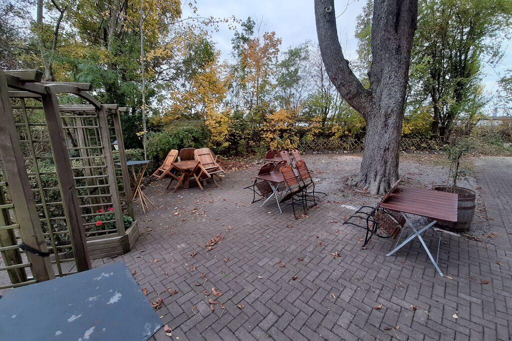 Gezellige studio in Rottweil met een terras - Boerderijvakanties.nl