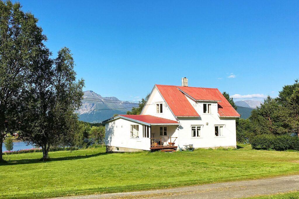 6 persoons vakantie huis in storsteinnes