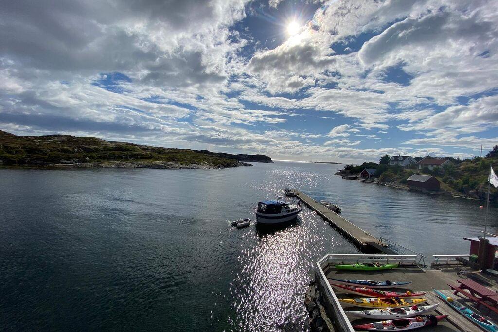 6 persoons vakantie huis in tjellstø