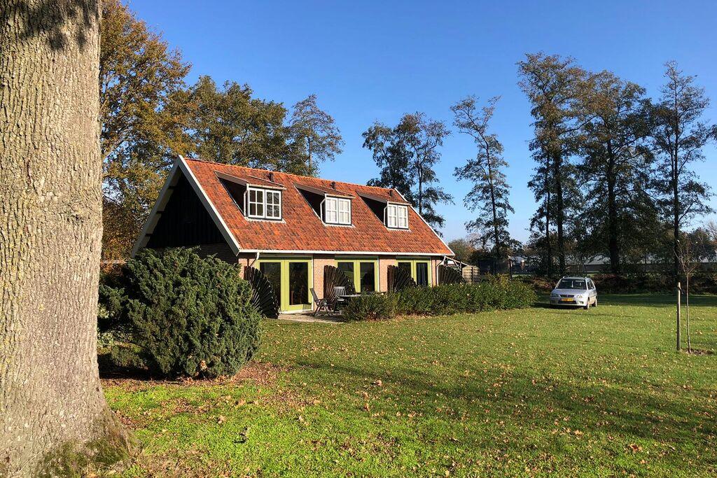 Knus vakantiehuis in Eibergen met een terras - Boerderijvakanties.nl