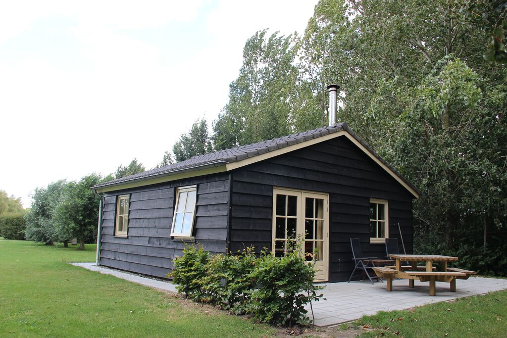 Charmant vakantiehuis met terras nabij Nationaal Park 'De Biesbosch' - Boerderijvakanties.nl