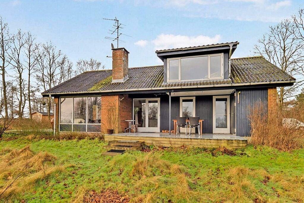6 persoons vakantie huis in Roslev