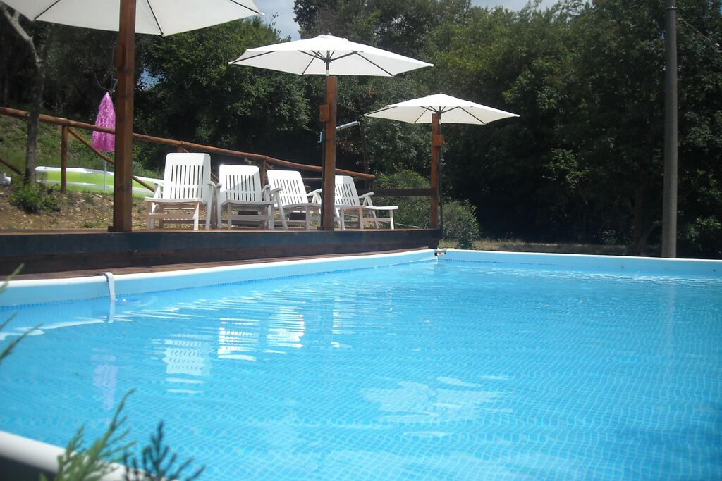 Traditionele villa in Rignano Sull'Arno-FI met een zwembad - Boerderijvakanties.nl