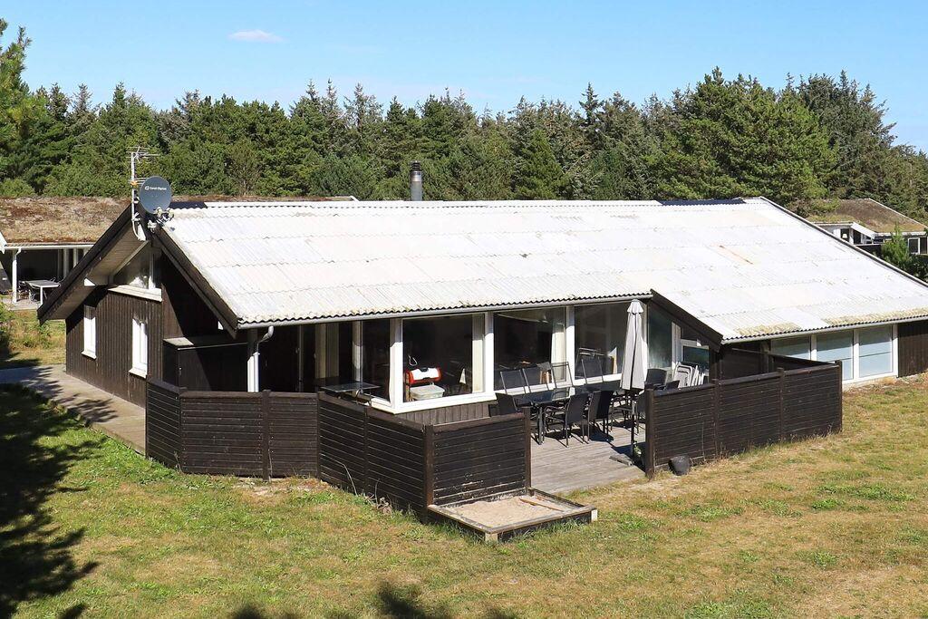 4 sterren vakantie huis in Saltum
