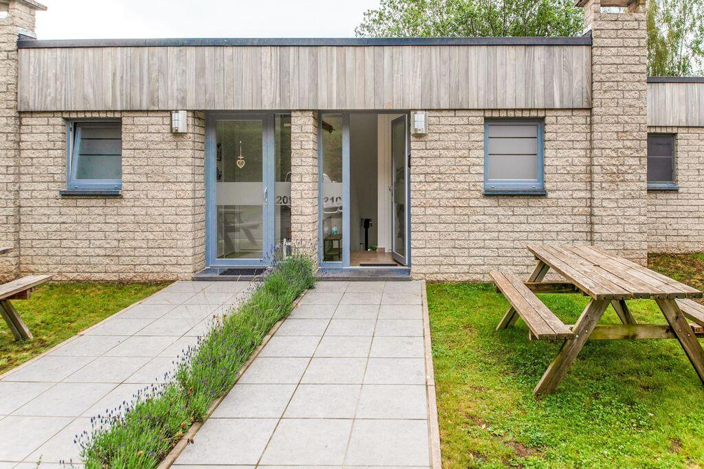 Mooi vakantiehuis in Malmedy met een terras en een barbecue - Boerderijvakanties.nl