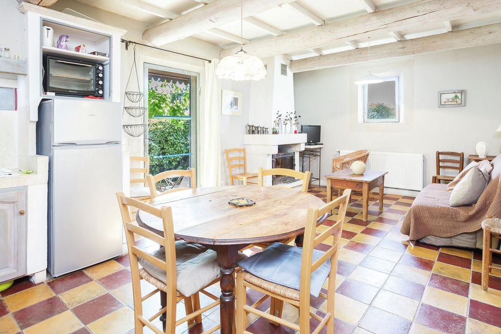 Provinciale cottage in Oppede met zwembad - Boerderijvakanties.nl