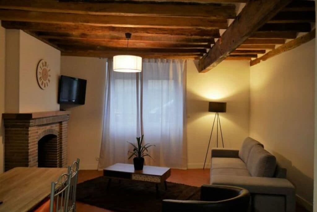 Fijn vakantiehuis in Châtillon-Coligny bij Canal de Briare - Boerderijvakanties.nl