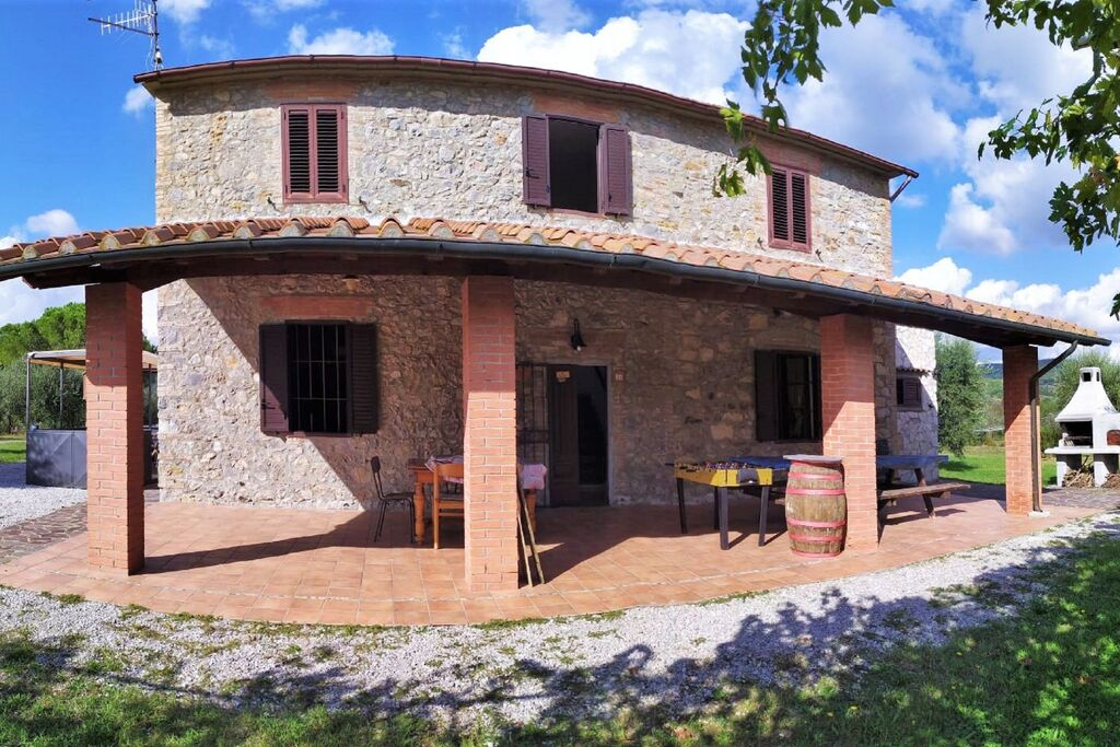 Fijn vakantiehuis in Bagno di Gavorrano met een privétuin - Boerderijvakanties.nl