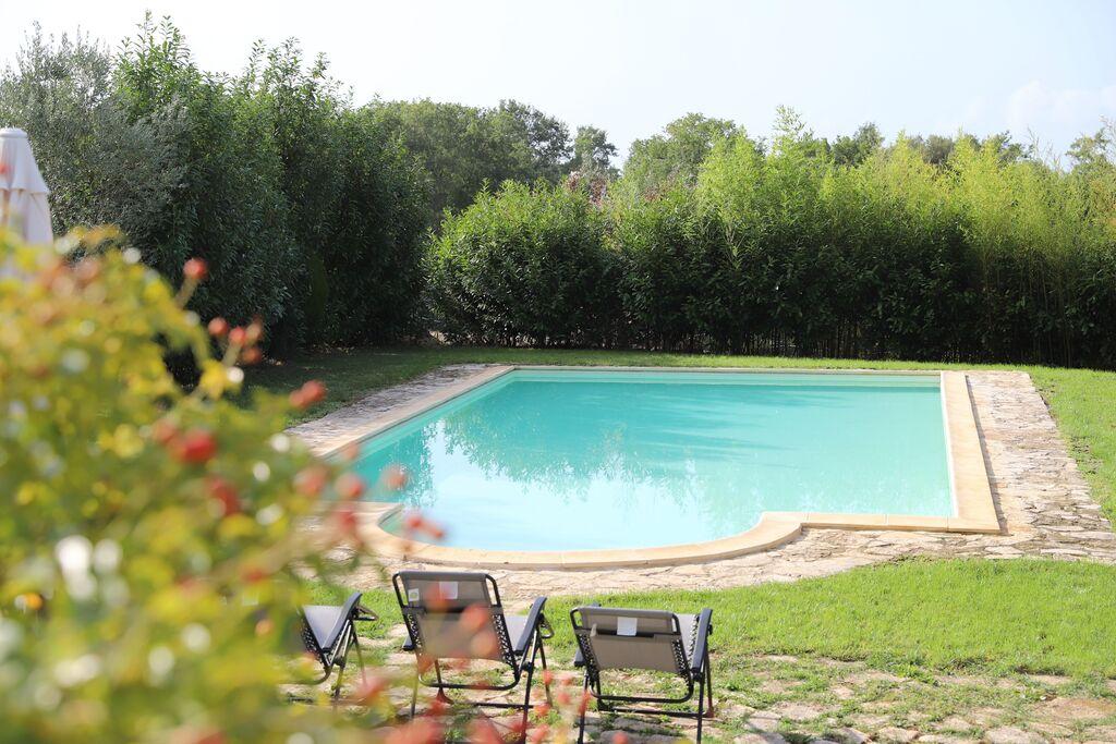 Sfeervol vakantiehuis in Massa Martana met een privézwembad - Boerderijvakanties.nl