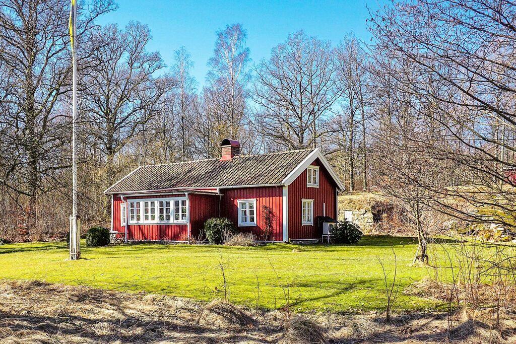 5 persoons vakantie huis in Fjärås