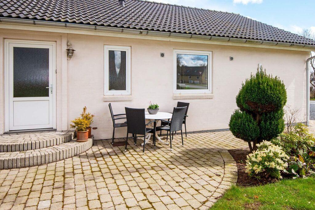 4 persoons vakantie huis in Toftlund
