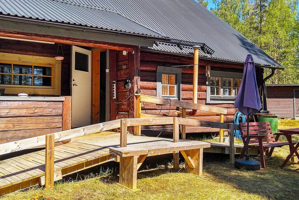 5 persoons vakantie huis in SVEG