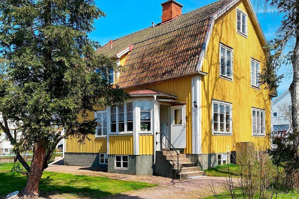 5 persoons vakantie huis in Lessebo
