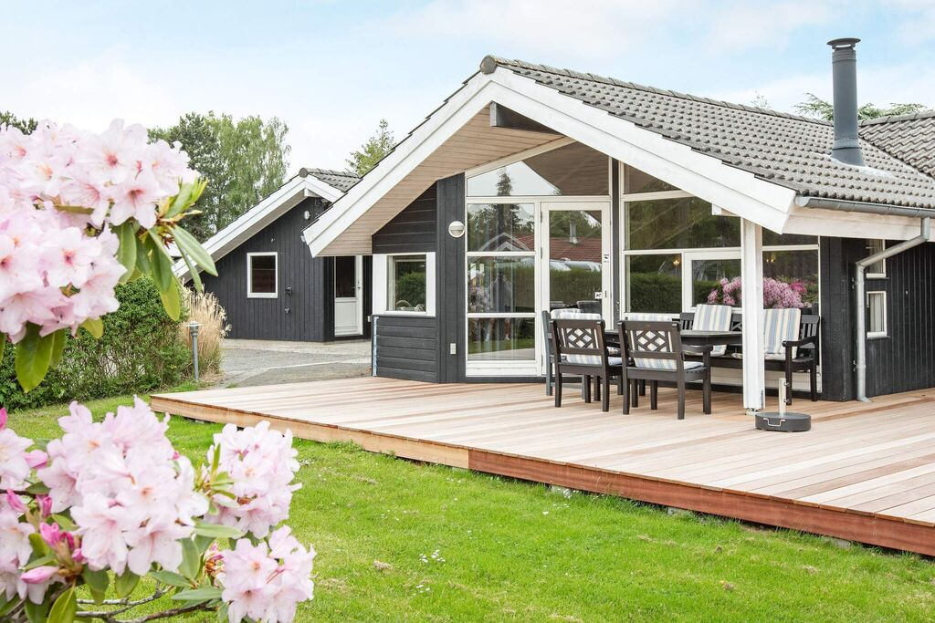 5 sterren vakantie huis in Væggerløse