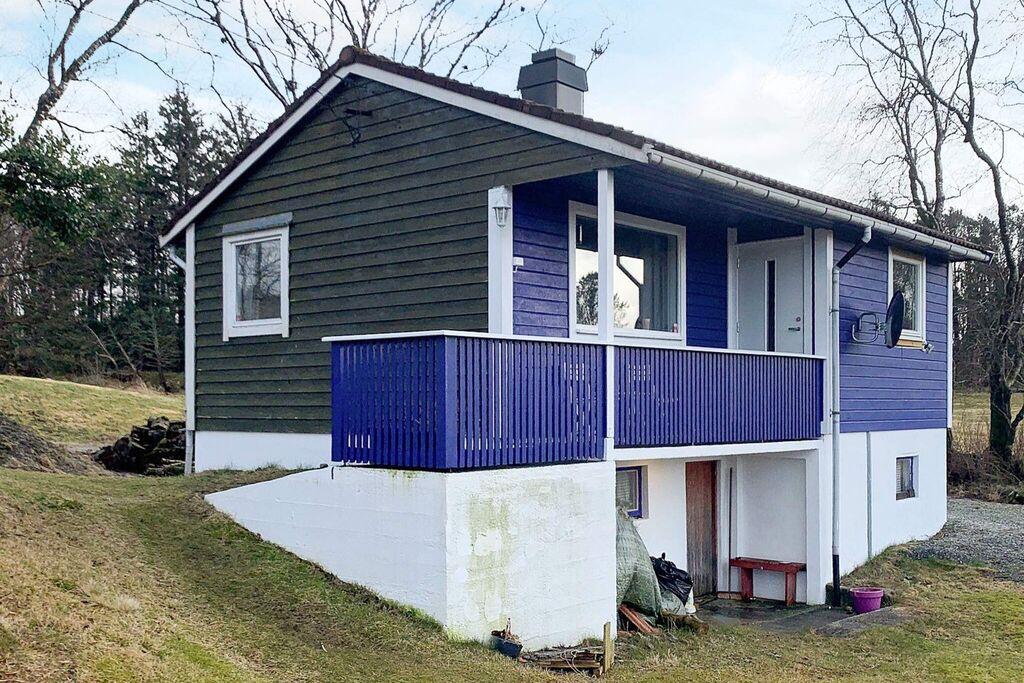 4 persoons vakantie huis in Ånneland