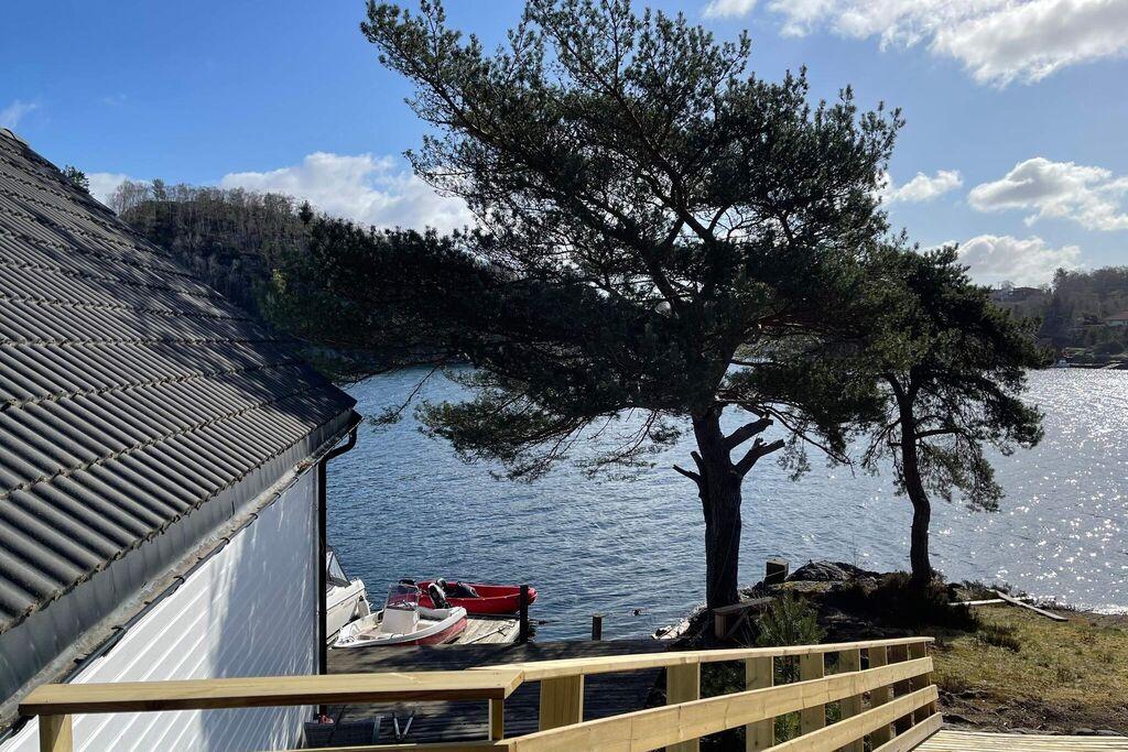 6 persoons vakantie huis in Rubbestadneset