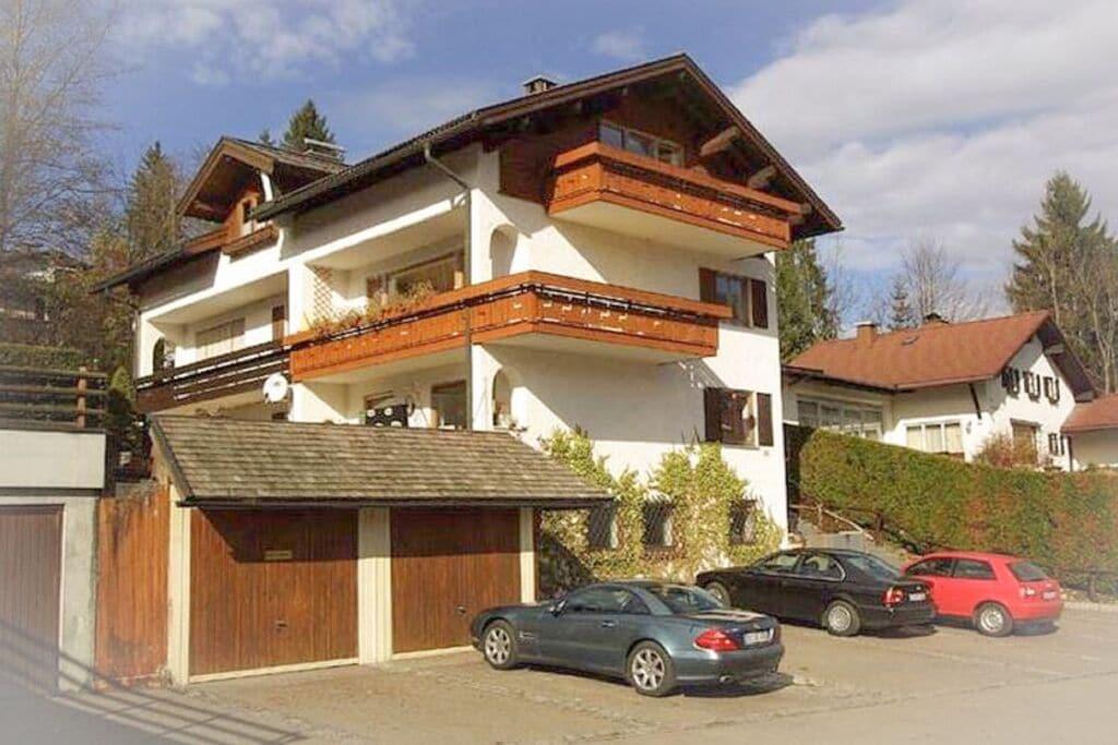 Heerlijk appartement in Oberstdorf met een sauna - Boerderijvakanties.nl