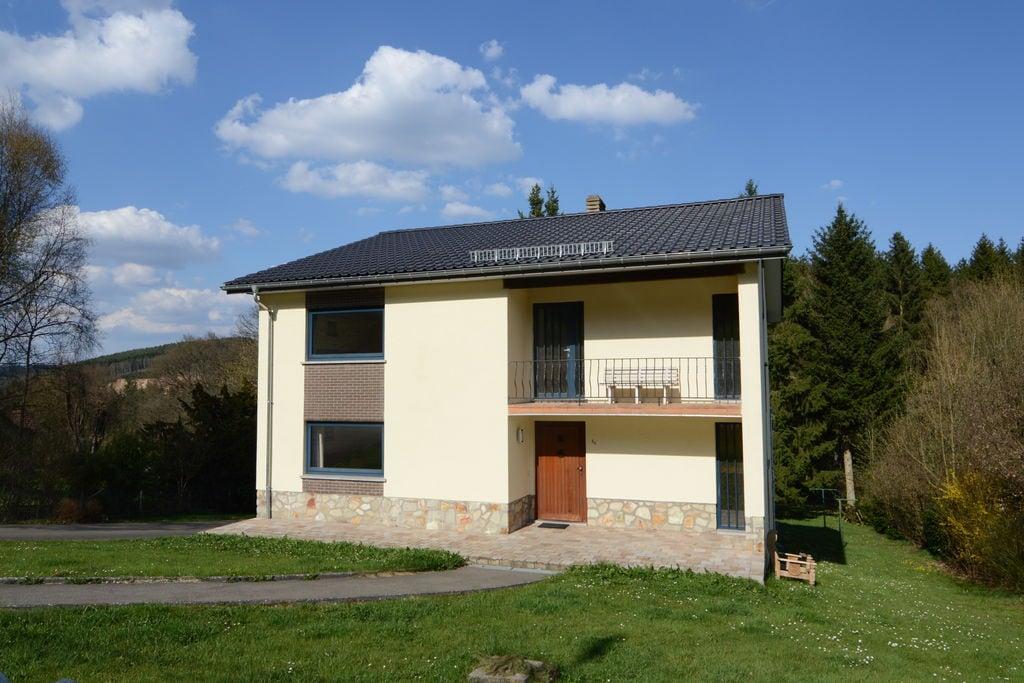 Comfortabele villa in de Ardennen met sauna - Boerderijvakanties.nl