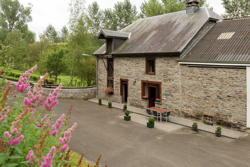 Sfeervol vakantiehuis in de Ardennen met een terras - Boerderijvakanties.nl