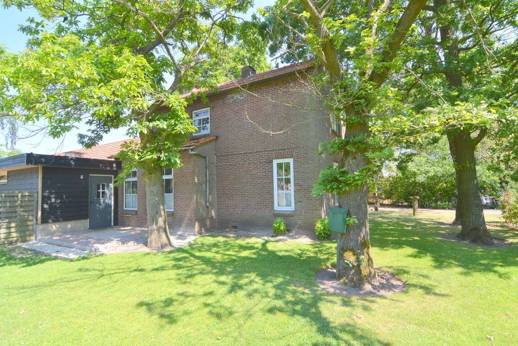 Gezellig vakantiehuis in Oisterwijk met privétuin - Boerderijvakanties.nl