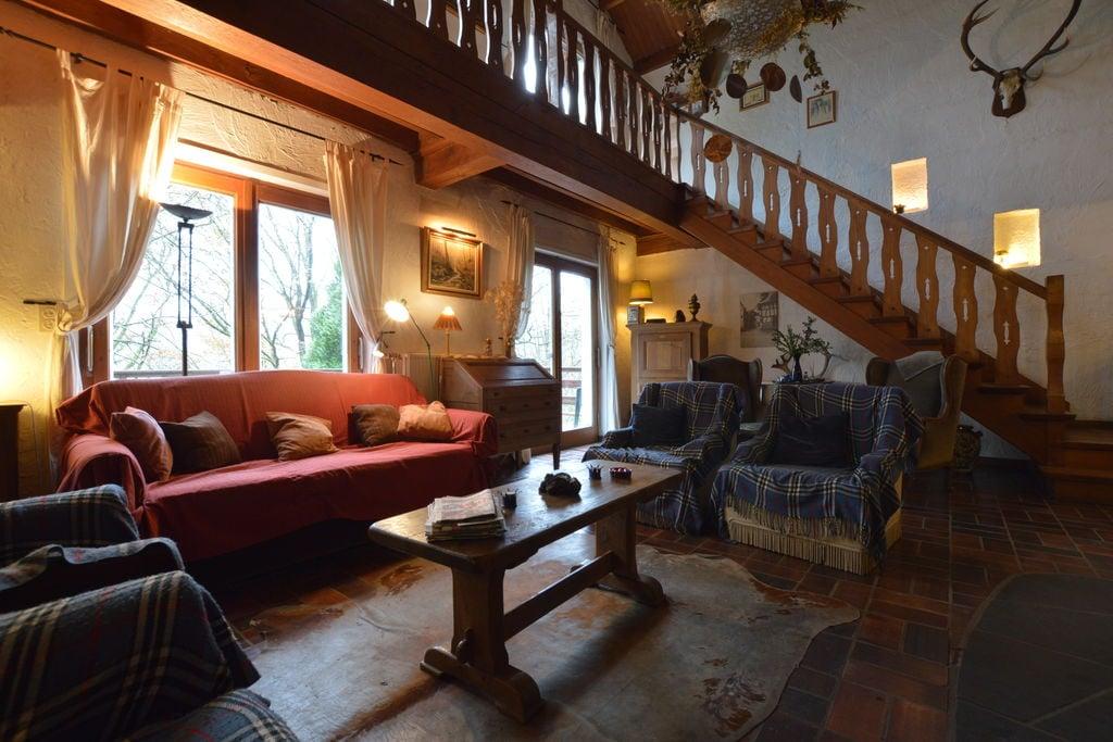 Comfortabel, ruim chalet met mooi uitzicht op bebost privélandgoed - Boerderijvakanties.nl
