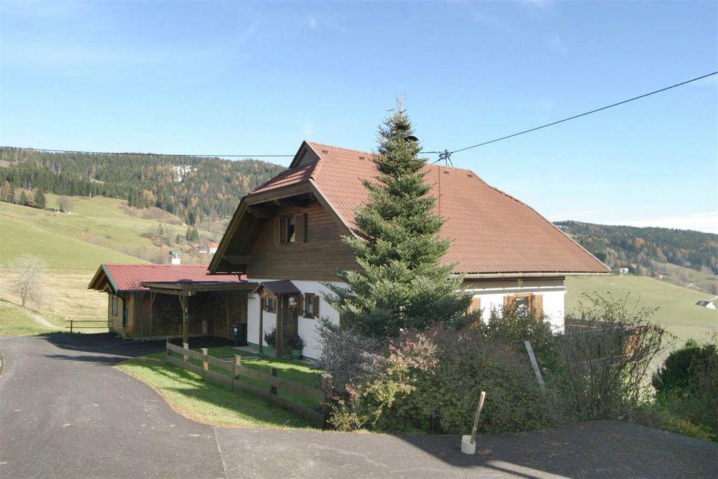 Gezellig vakantiehuis met sauna in Diex, Oostenrijk - Boerderijvakanties.nl