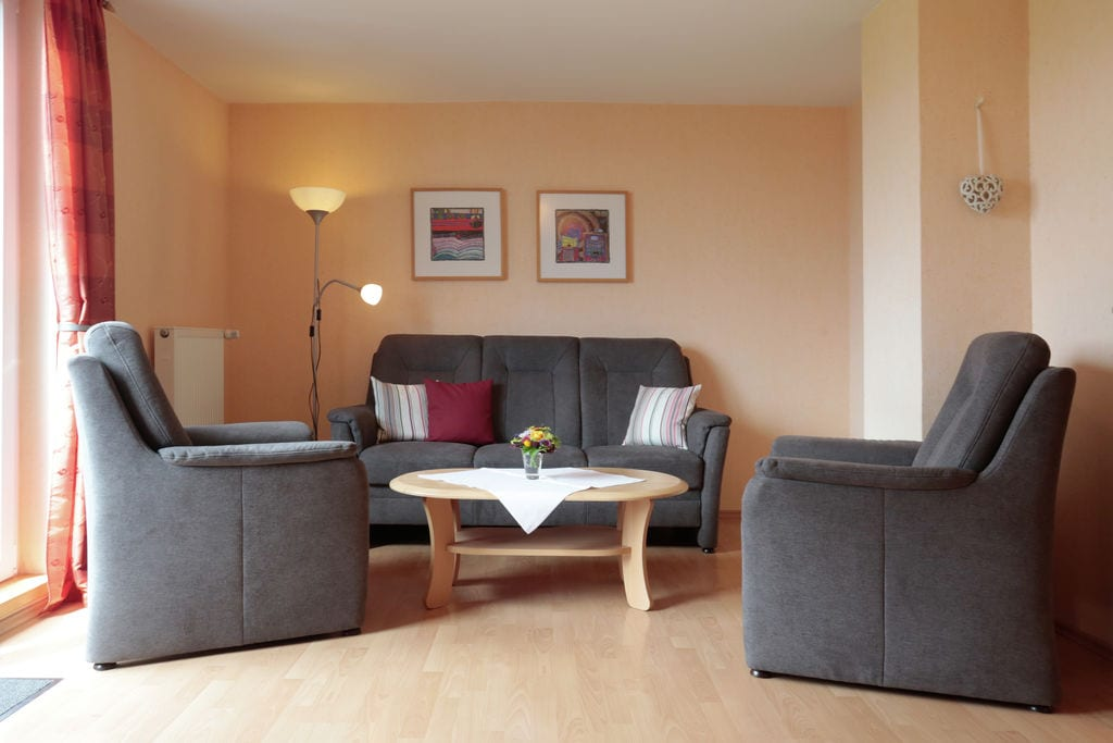 Gezellig appartement in Medebach nabij het skigebied - Boerderijvakanties.nl