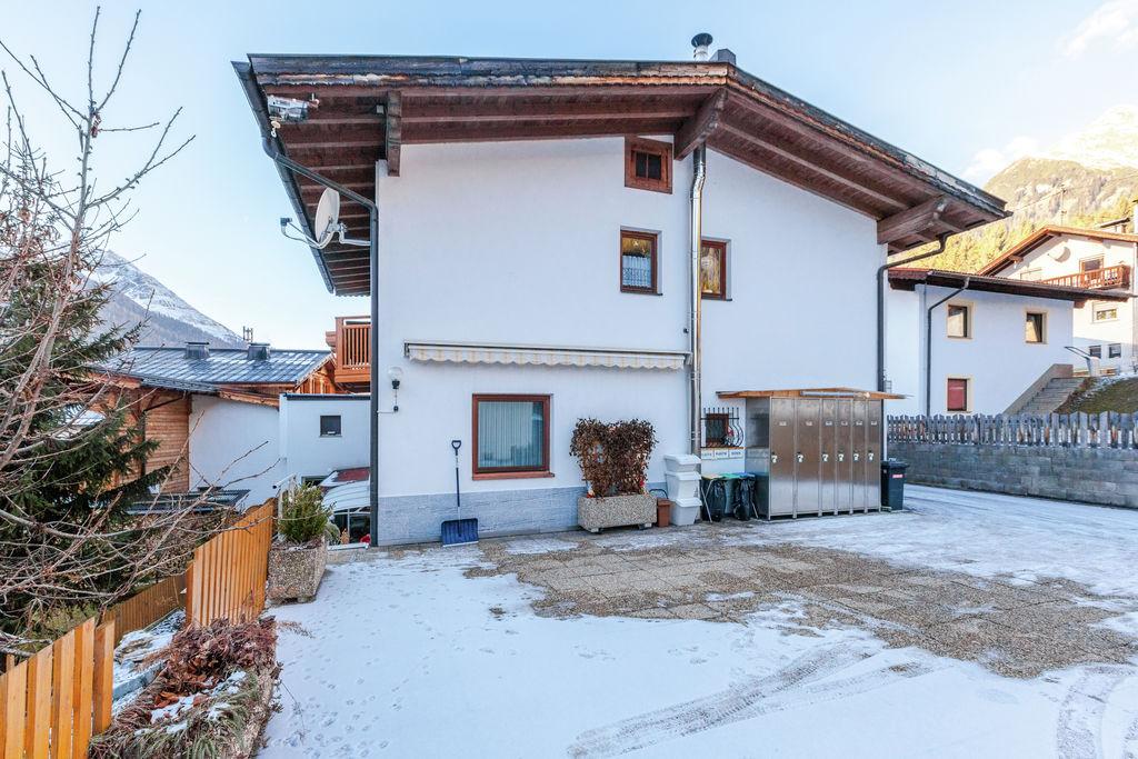 Ruim appartement in Tirol met parkeerplaats - Boerderijvakanties.nl