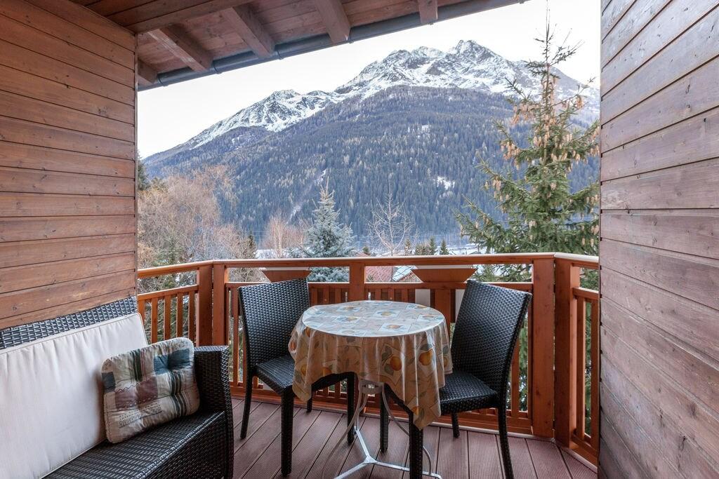 Gezellig appartement in Tirol in de buurt van het skigebied - Boerderijvakanties.nl