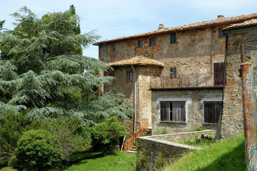 Vakantiewoning italie - Toscana Appartement IT-56048-02 met zwembad  met wifi