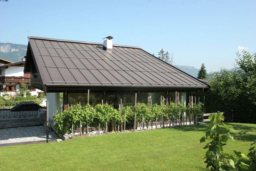 Gezellig appartement met tuin in St Johann, Tirol - Boerderijvakanties.nl
